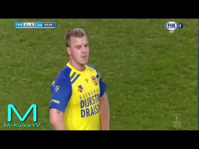 Twente vs Cambuur 3-1 All Goals Highlights (KNVB Beker) [30.01.2018]