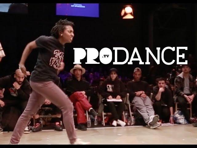 Maca vs Thieu   FINAL TOPROCK   HIP OPSESSION 2018   Danceproject.info