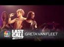 "Greta Van Fleet: ""Safari Song"" - Last Call with Carson Daly (Musical Performance)"