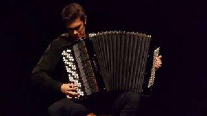 Владимир Зубицкий - Концертная партита №1 в стиле джазовой импровизации исполняет Артур Адршин