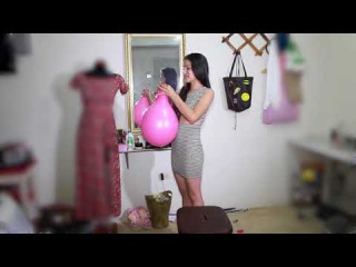 Challenge exploding balloons