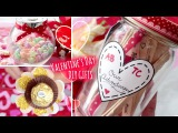 DIY Valentine's Day Gifts Ideas l Quick and Easy Gift to Make for BoyfriendGirlfriend &amp Friends