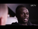 At home with... Sadio Mané