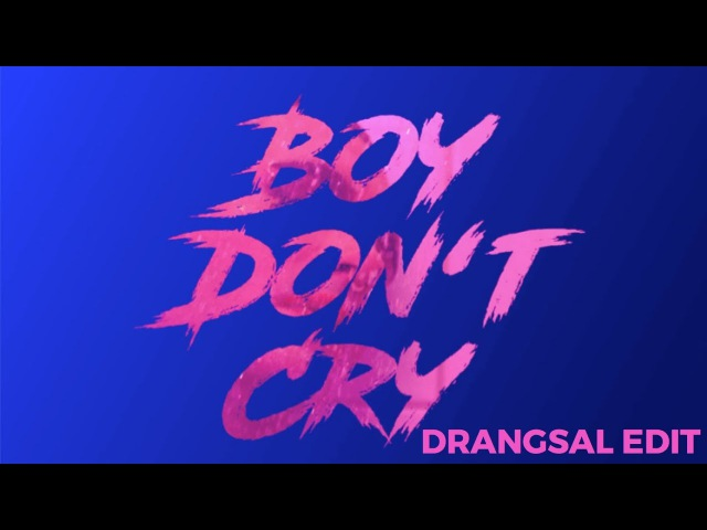 Boy Dont Cry - Drangsal Edit - Tokio Hotel (Official)