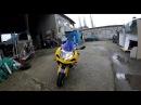 Suzuki GSX-R 600 K3 - No Exhaust (GP sound), Bos exhaust and Yoshimura exhaust sound check