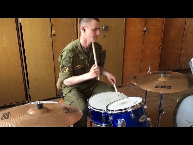 Crazy army cover Steve Gadd Руслан Хамидов, 22 года, Екатеринбург