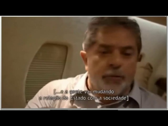 EM VÍDEO LULA FALA EM 'ORGANIZAR O SOCIALISMO' NO BRASIL (COMUNISMO)