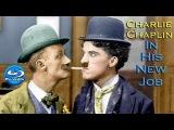 Charlie Chaplin In His New Job (1915) Full Movie BluRay 1080p