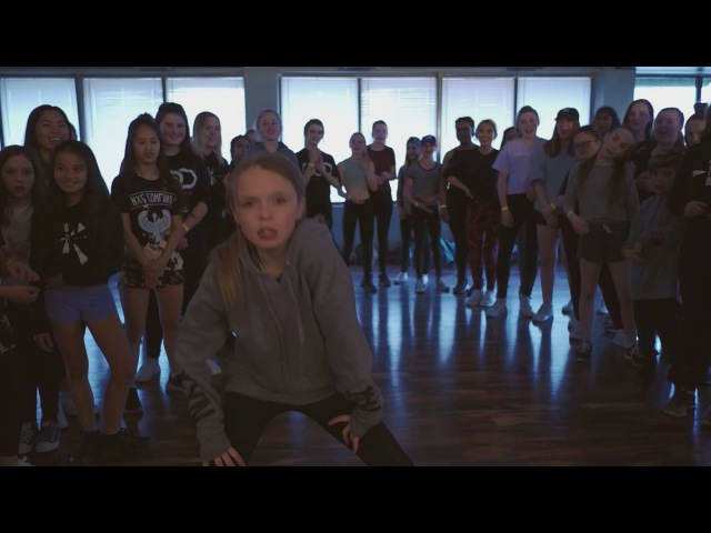 Jason Derulo Swalla Choreography by Taylor Hatala and Kyndall Harris KynTay