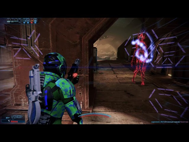 Mass Effect 3 Человек инженер платина соло- Великан, Жнецы (Human Engineer Platinum Solo)