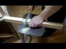 Кресло своими руками каркас кресла часть 2 DIY frame armchair