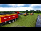 SKAMSTRUP 2016  Year in review  Krone, Claas, Fendt, Case, New Holland