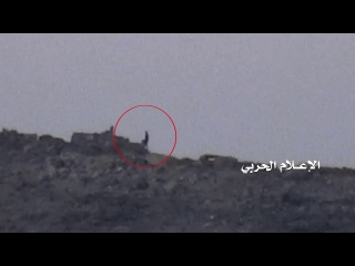 Sniping a hypocrite at the Yemeni tower in NAJRAN