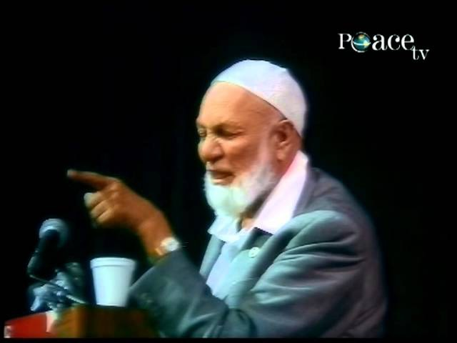 The truth about bible exposed by ahmed deedat