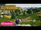 PlayerUnknown's Battlegrounds Mobile - iOS / Android - NEW GAMEPLAY (Unreal Engine 4)