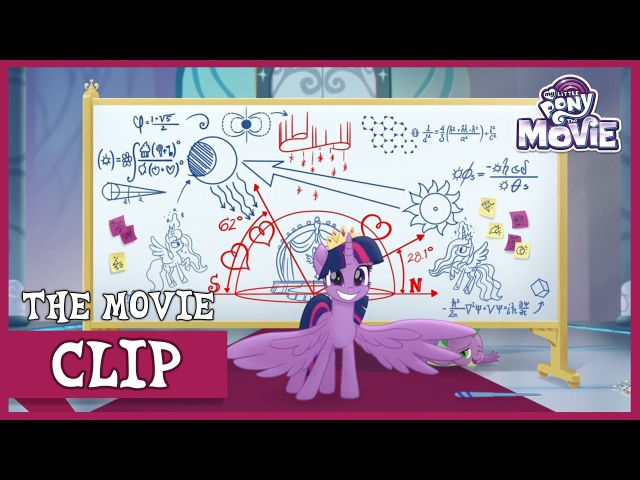 Twilight's Idea For The Friendship Festival | My Little Pony: The Movie [Full HD]
