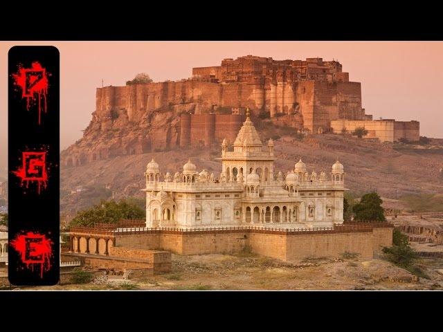 Las 10 fortalezas más increíbles del mundo antiguo