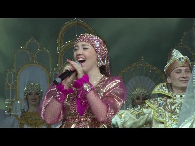 Мария Некалина и Театр танца Гжель ГЦКЗ Россия