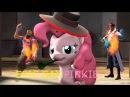 SFMPonies Epic Sax Pinkie