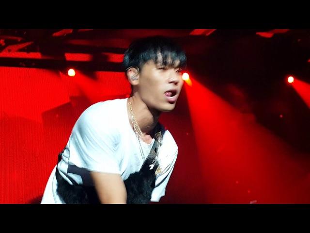[20.01.2018] Sik-k - Party (shut down) (Jay Park Concert)