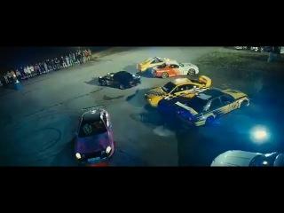 Стритрейсеры 2 (2017) отличный фильм про гонки