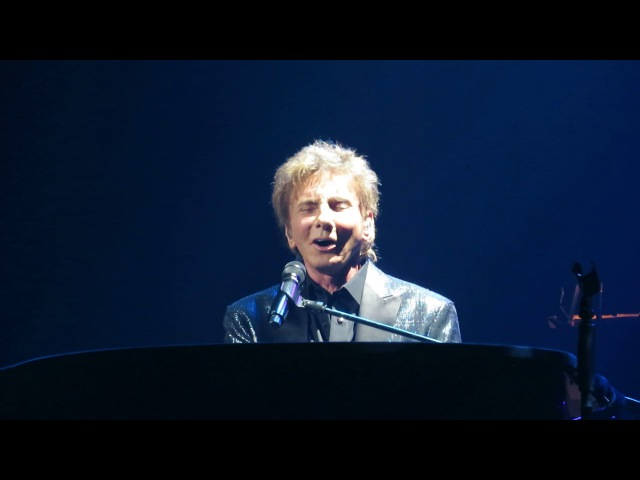 When Will I Hold You Again - Barry Manilow - MGM Grand National Harbor - July 24 2017