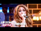 Fifth Harmonys Ally Brooke is Selena AND J-Lo Lip Sync Battle Preview