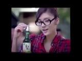 Очень смешная корейская реклама водки! Ржака, прикол, под столом!