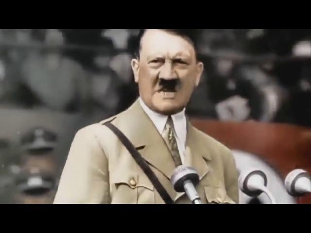 Adolf Hitler - What Have You Done!?