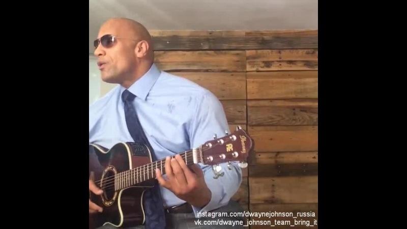 Выборы - Дуэйн Джонсон • Dwayne 'The Rock' Johnson · coub, коуб