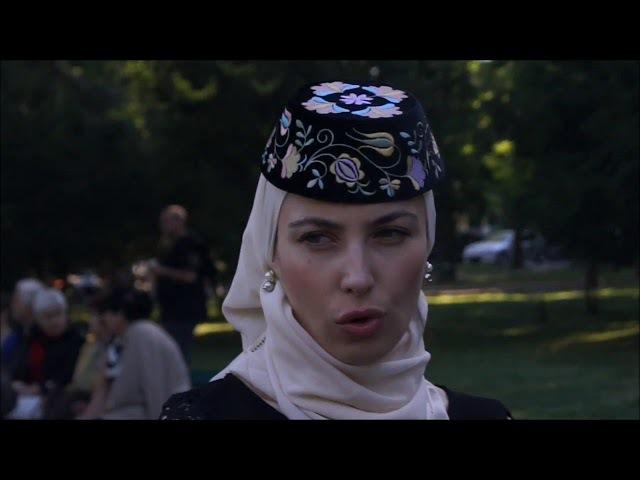 Продолжения ден памяти о геноциде Крымских татар