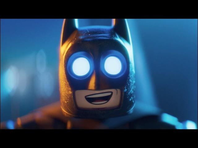 Бэтмен и Робин в лечебнице Аркхэм | Лего Фильм: Бэтмен (2017)