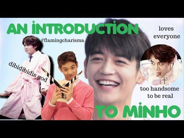 An Introduction to Choi Minho!