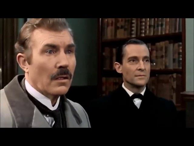 Шерлок Холмс приключения - 5 часть - Горбун
