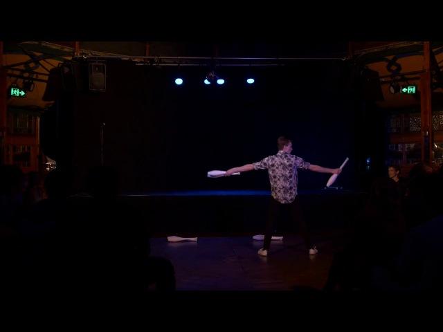 Joe Fisher - Juggling Act 2017