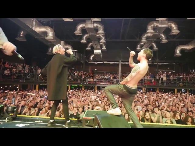 СКРИПТОНИТ T-FEST - ЛАМБАДА Раскачали зал! LIVE / Презентация Альбома /