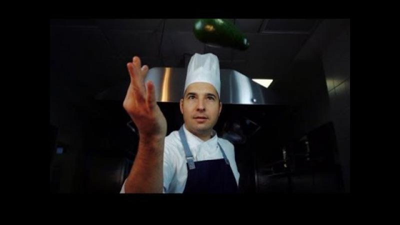 Фуд видео для Гранд Отель Поляны