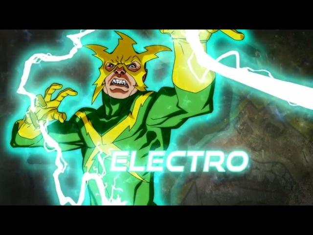 Великий Человек паук Электро Сезон 2 Серия 2 Marvel