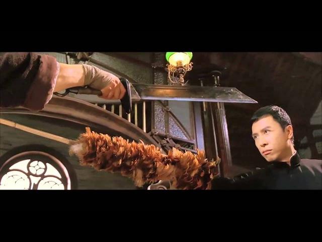 Лучшие боевые сцены из фильма Ип Ман