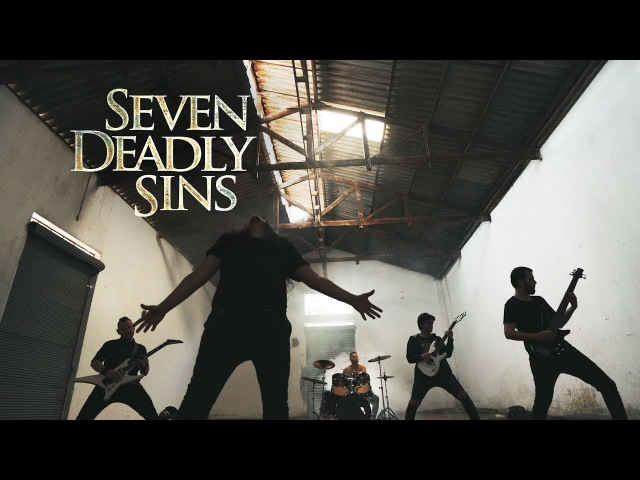 HELLPATH - Seven Deadly Sins (OFFICIAL VIDEO)