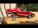 86 Chevy Monte Carlo Ls lowrider model car hopper