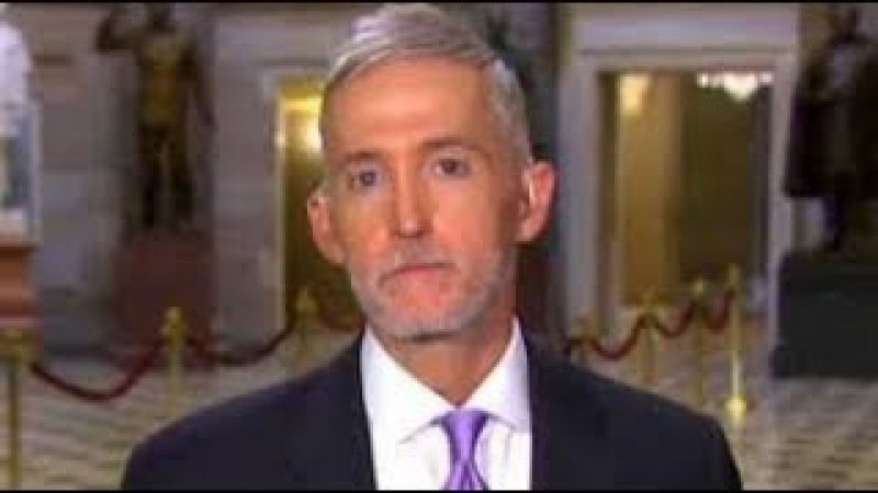Justice Is Coming, America! Trey Gowdy And The House Just Issued The Subpoena We Have All Been Waiti
