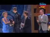 Макс Барских победил в номинации Прорыв года на Премии Муз-ТВ