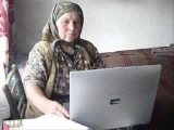 Бабка МАтерится хуже Блатных