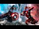 Dean Valentine - Sharks Don't Sleep ( Captain America: Civil War Trailer Music)