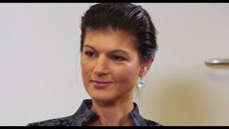 Sahra Wagenknecht Mein sinnlosestes Interview! mit Peter Rütten koogle