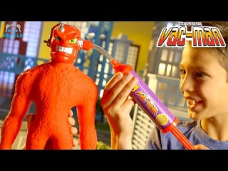 Best Toys 👺 Stretch Vac Man 👾 Best Toys Commercials