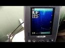 сетка на экране LOWRANCE HOOK 3X DSI .