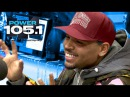 Chris Brown Interview With The Breakfast Club Power 105.1 FM. 23.02.2015