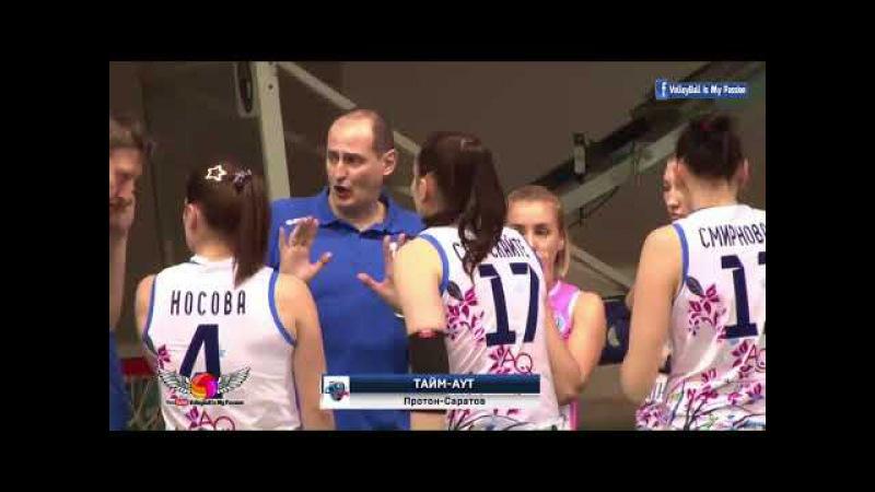 [HD] Proton vs Dinamo Krasnodar | 06-01-2018 | Russian Superleague Womens Volleyball 2017/2018